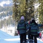 Alpine Snowshoe Adventure (Grades 4-12)