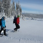 McGillvray Lake Full Day Snowshoe Tours